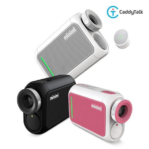 [골핑연구소][캐디톡]2020년 신제품 골프 레이저 거리측정기 캐디톡 미니미