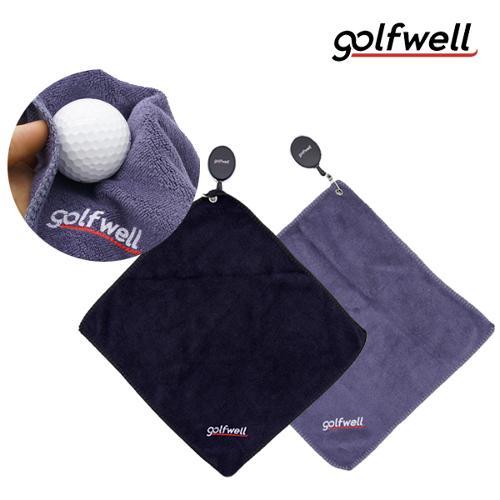 골프웰 golfwell 심플 릴 클리너 타올(GW053-TW)