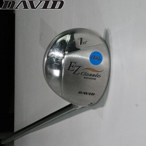 데이비드 EZ CLASSIC 7번 22도 중고페어웨이우드