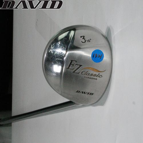 데이비드 EZ CLASSIC 3번 15도 중고페어웨이우드