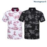[20SS]남성 빅패턴 썸머 반팔 티셔츠 (M0221MTS56)