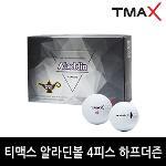 TMAX 티맥스 알라딘 4피스 우레탄 골프볼 하프더즌
