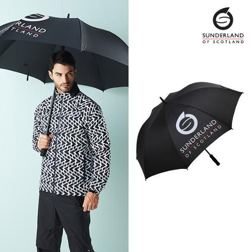선덜랜드 최고급 블랙 장우산 - 16053UB98