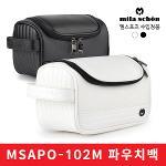 밀라숀 MSAPO-102M 골프 파우치백 골프백 남성