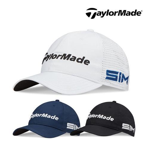 [테일러메이드 정품] 2020 신제품 투어 라이트 테크 골프모자