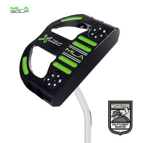 (전시상품)MLA 골프 정품 투어 클래식 말렛형 퍼터