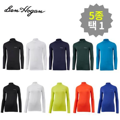 벤호건 콜드리즘 이너웨어 티셔츠_남녀벤호건 콜드리즘 이너웨어 티셔츠_남녀