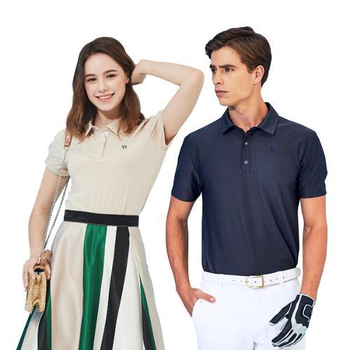 [팜스프링스] 남여 여름 라운드/카라티셔츠