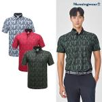 [20FW]남성 빅패턴 냉감 반팔 티셔츠 (M0321MTS72)