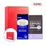 [GNC] 장건강세트(울트라메가골드 90정 90일분 * 프로바이오틱스 100억 60캡슐 60일분)