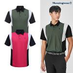 [20FW]남성 냉감 면블럭 반팔 티셔츠 (M0321MTS76)