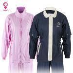 카스코정품 골프전용 여성 비옷 상하의 1벌 세트