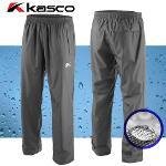[골핑딜]KASCO 카스코정품 골프전용 남성 비옷 바지 레인팬츠