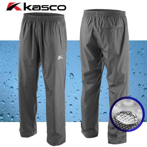 KASCO 카스코정품 골프전용 남성 비옷 바지 레인팬츠