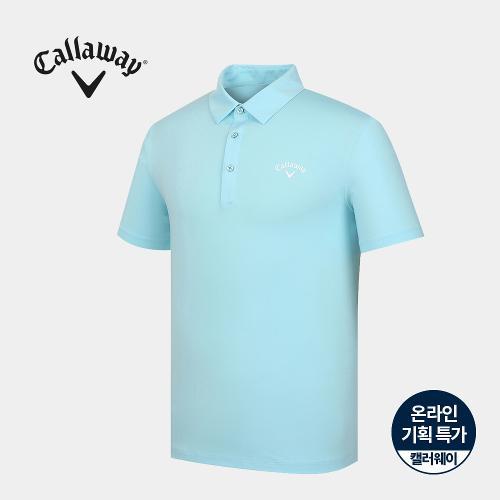 [캘러웨이]기획 남성 베이직 카라 반팔 티셔츠 CMTYJ2667-920_G
