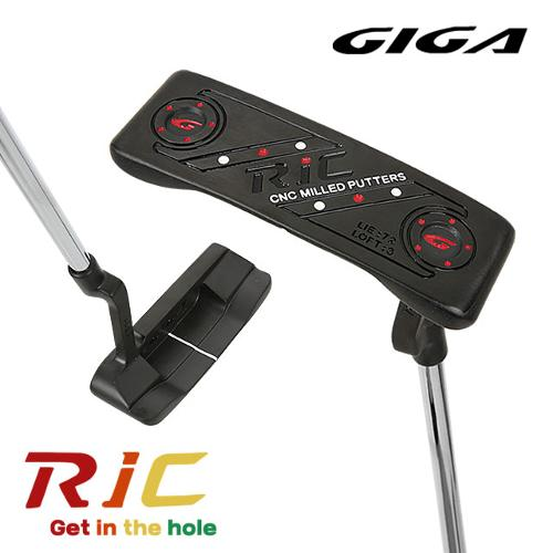 기가코리아 릭(RIC) 1번 와이드 골프퍼터_GC