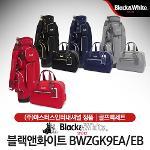 블랙앤화이트 BWZGK9EA/9EB 여성 바퀴형 캐디백세트