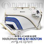 ★골프의 광장★마루망 정품 MR G-61 애나멜 남성용 보스톤백