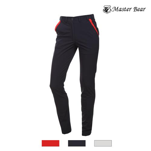 [MASTER BEAR] 포켓 배색으로 세련된 긴바지 특가