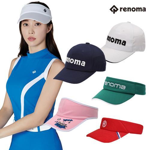 [균일가전]레노마 10000원 캡/썬캡모자 균일가전