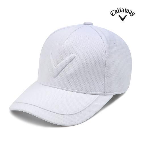 [캘러웨이] 남성 심플 로고 캡 모자 CMACG3801-100_G