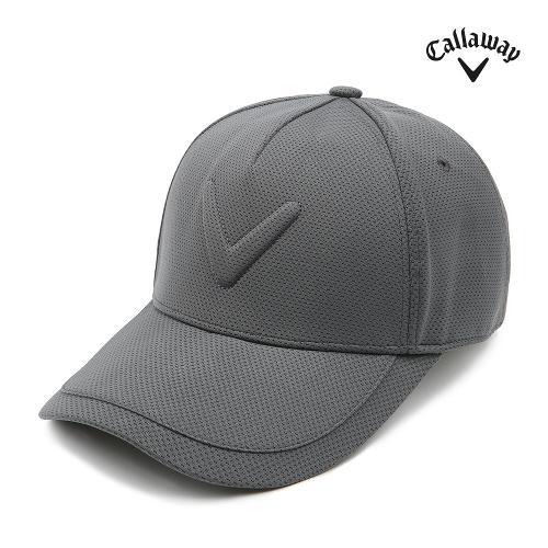 [캘러웨이] 남성 심플 로고 캡 모자 CMACG3801-190_G