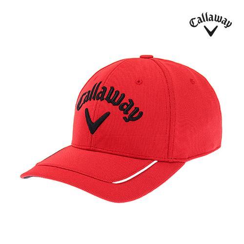 [캘러웨이]남성 배색 파이핑 캡 모자 CMACI3111-500_G
