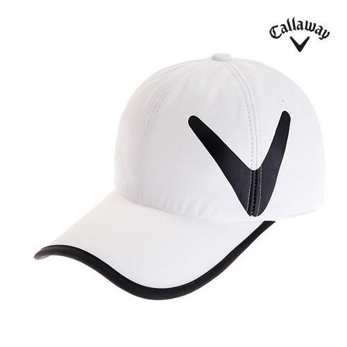 [캘러웨이]남성 귀덮개 세트 로고 캡 모자 CMACG3806-100_G