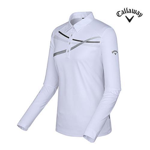 [캘러웨이]여성 제에리 기능성 티셔츠 CWTYF7101-100_G