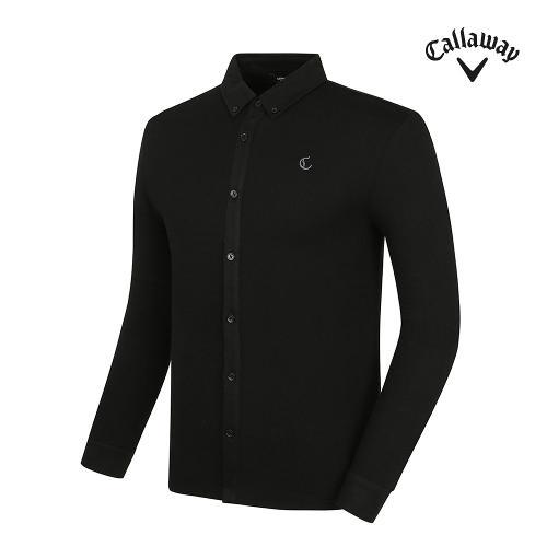 [캘러웨이] 남성 베이직 긴팔 티셔츠 CMTYG3172-199_G