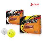 스릭슨 SRIXON 트라이스타 3피스 골프공/골프볼 1더즌
