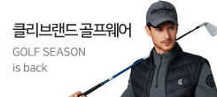 [클리브랜드 골프웨어] FW GRAND OPEN! GOLF SEASON IS BACK!